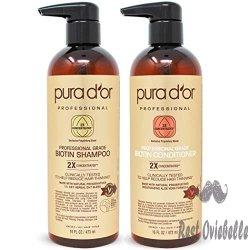PURA D'OR Professional Grade Anti-Hair