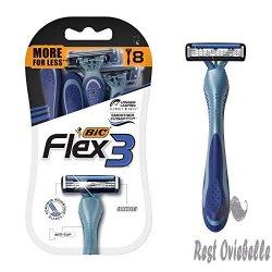 BIC Flex 3 Men's 3-Blade