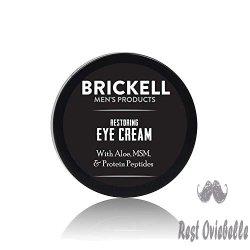 Brickell Men's Eye Restoring Cream For Men
