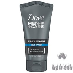 Dove Men+Care Face Wash