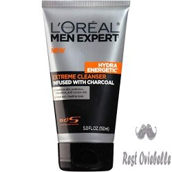 Mens Face Wash, Beard and