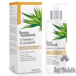 InstaNatural Vitamin C Facial Cleanser