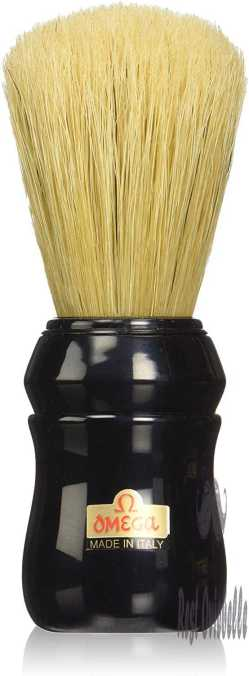 Omega Pure Bristle 10049 Shaving