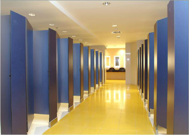 Plastic Laminated Amp Solid Plastic Toilet Partitions Buyers