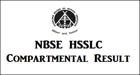 NBSE HSSLC Compartmental Result