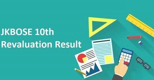JkBose 10th Revaluation Result
