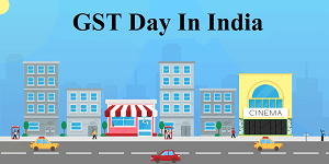 GST Day In India
