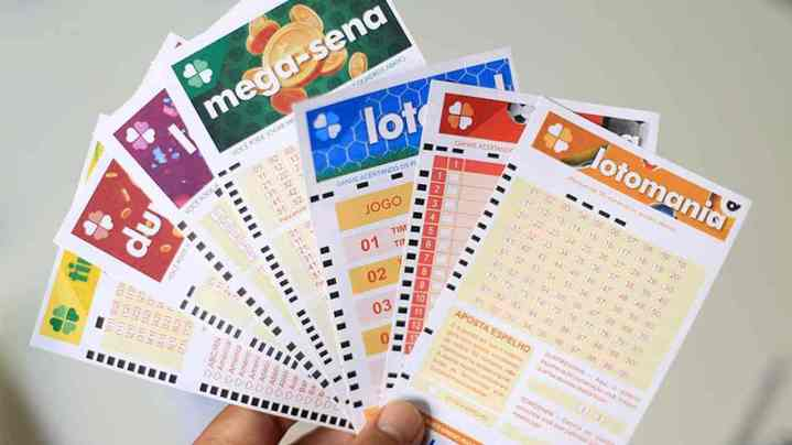 Ganhar na Loteria