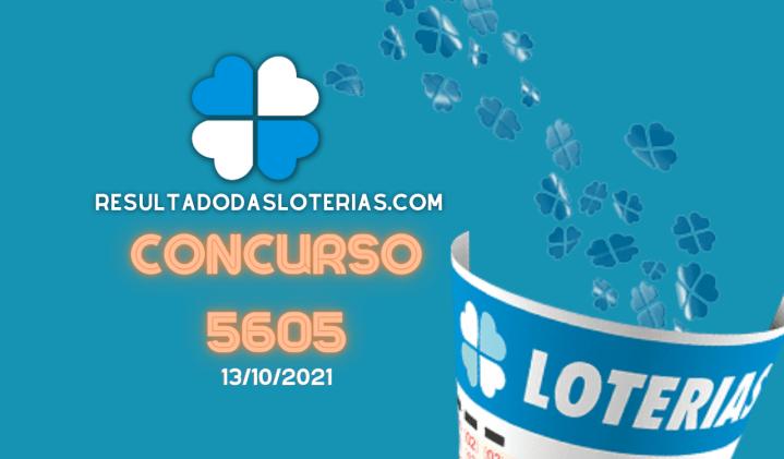 Loteria federal concurso 5605