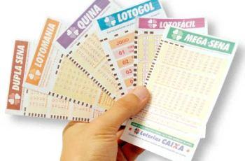 Valor das apostas das loterias terão aumento