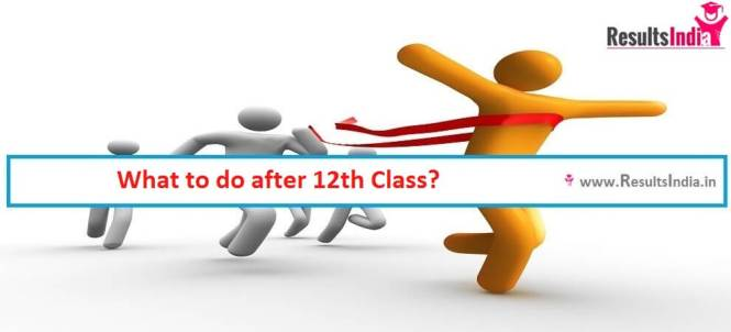 which course to choose after 12th class exam