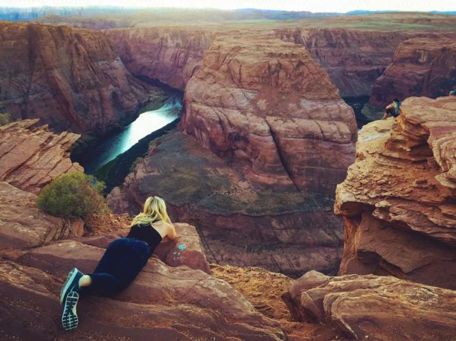 Horseshoe Bend- behind the scenes