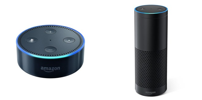 Amazon Echo & Dot