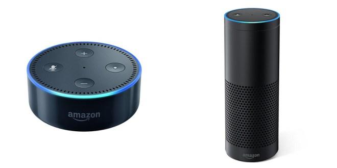 Amazon Echo & Dot
