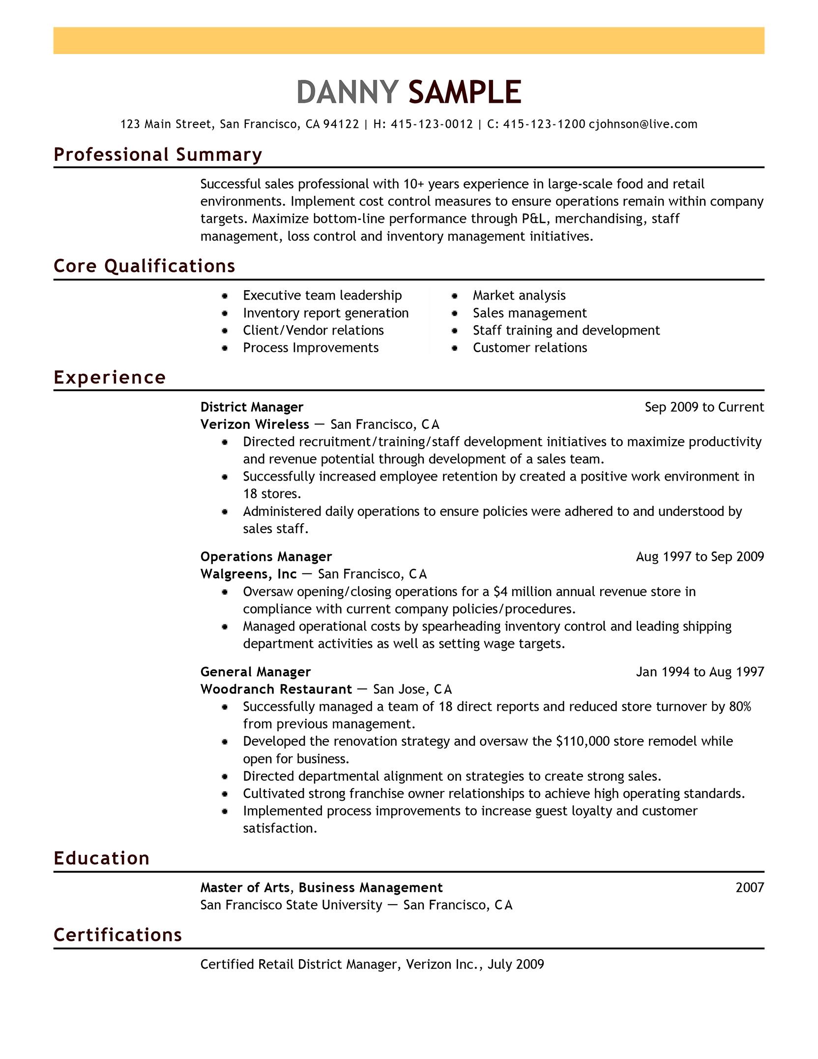 Free Resume Builder Resume Builder Resume Now