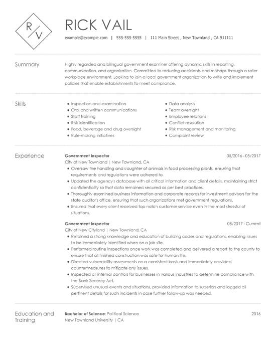 How Long Should A Resume Summary Statement Be
