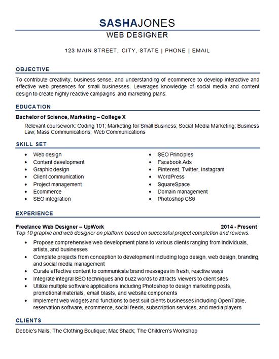 Media Resume Examples Social Media Specialist Free Resume Samples