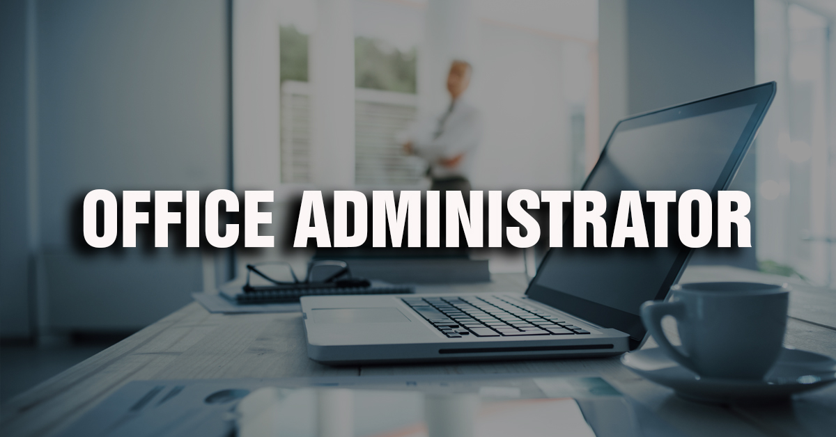 Office Administrator Job Description