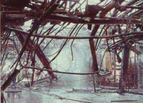 February 13, 1991, Air Raid Shelter, Amiriyah, Iraq