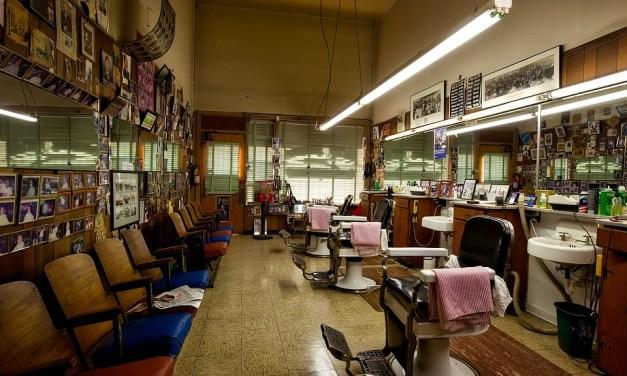 La iluminación en los salones de peluquería