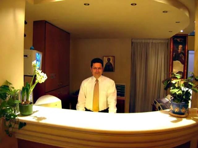 Hotel Receptionist Resume Examples