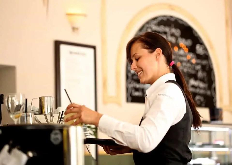 Banquet Server Resume Sample