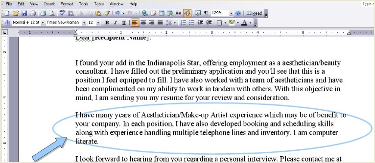Online Tailor made Writing Services - Coffee Cup News cover letter ...