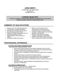 Sample Cover Letter: Accounting Specialist Resume Sample