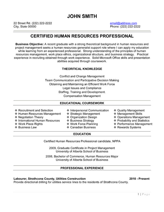 Human Resources Resume I Need A Job Now! I Need A Job Now!