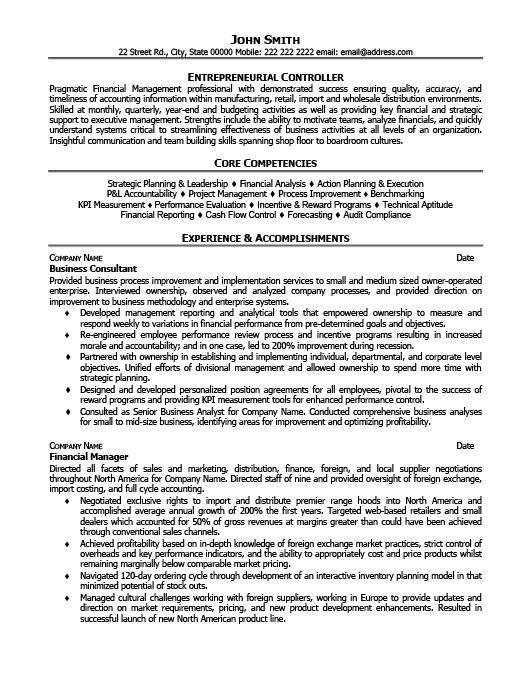 Business Coach Resume Template Premium Resume Samples & Example