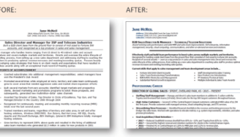 What To Name Your Resume On Monster CareerBuilder Examples