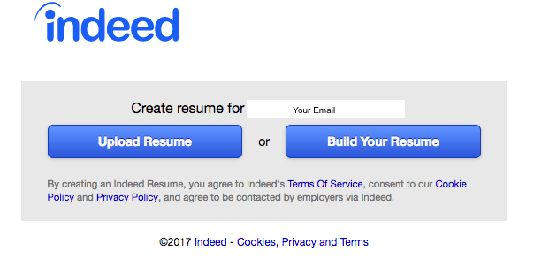 how to remove resume from indeed