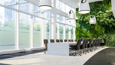 The science of lighting in office interior design and decor