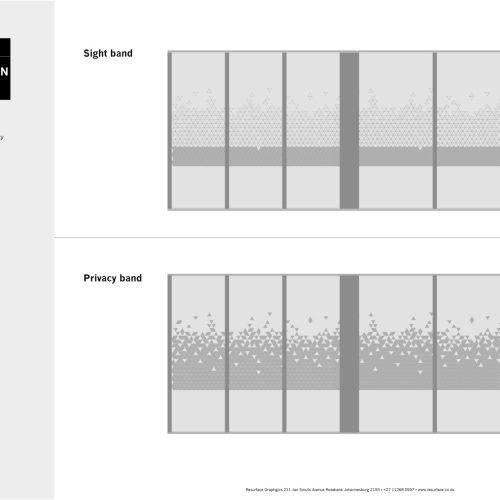 Sandblast Vinyl Design
