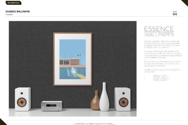 Resurface Essence Wallpaper introduction