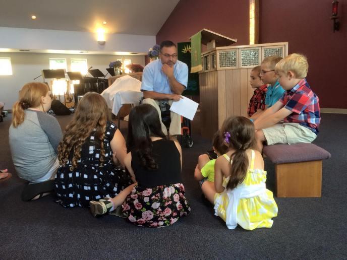 Childrens-sermon