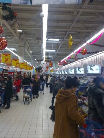 Carrefour Craciun