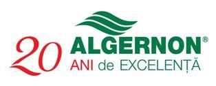 algernon - 20 de ani - fundal alb