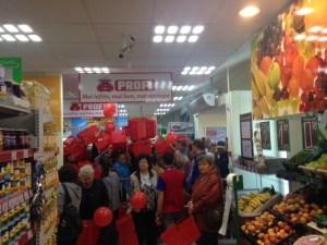 Inaugurare PROFI Ocna Mures