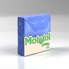 Mototol-servetele de masa (albastru)