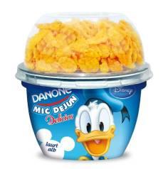 Delicios-Mic-Dejun-iaurt simplu (Donald)