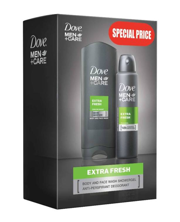 Dove Men Extra Fresh-23.89 lei