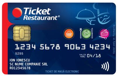 Card TR Romania