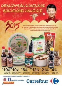 Saptamana Asiatica la Carrefour