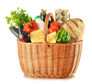food basket