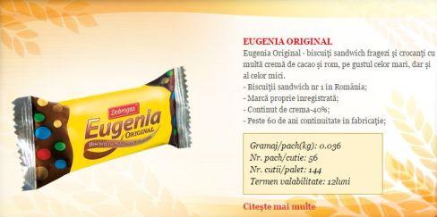 eugenia dobrogea