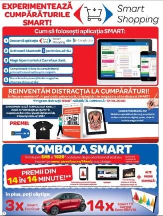 Campanie aniversara Carrefour