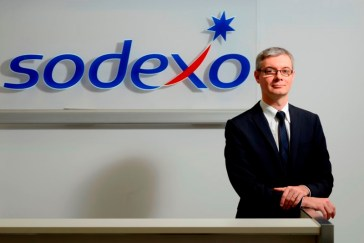 Jean ISTASSE-CEO Sodexo Romania