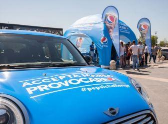 Accepta Marea Provocare Pepsi-Bucuresti