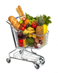 Grocery cart34